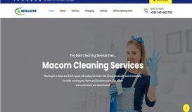 Macom Cleaning Company Ltd.